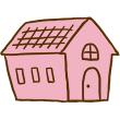 家2(ピンク)
