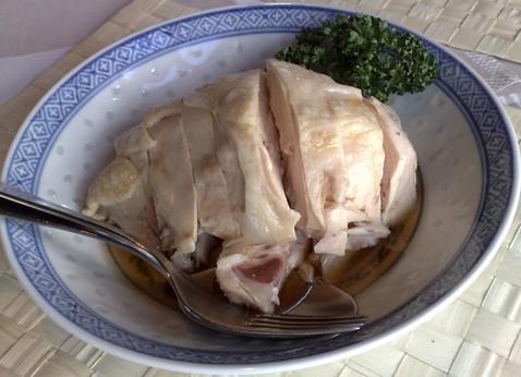 Beschwipstes Huhn bei Suzy Wong