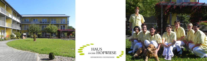Haus an der Hofwiese