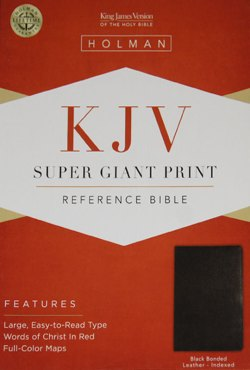super-giant-print-reference-bible-holman-9781558196414