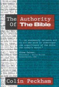 the-authority-of-the-bible