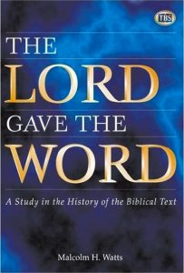 the-lord-gave-the-word