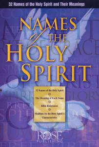 Names of the Holy Spirit – Pamphlet