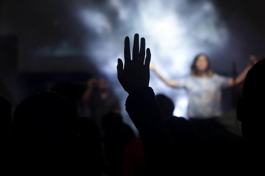 Worship? What?