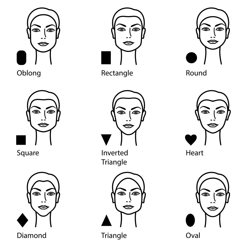 Hairstyles To Fit Your Face Shape