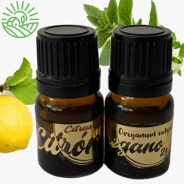 SoZoLe olej Citron Oregano
