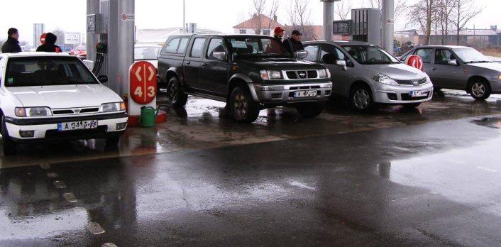 Протест срещу високите цени на горивата в България