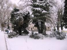 Градската градина - Зимен Созопол 2012