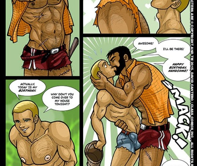 Gay Porn Hairy Cartoon