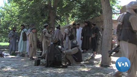 Rumors from Afghanistan Spread via Social Media