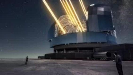 Novo telescópio da NASA capaz de encontrar vida extraterrestre