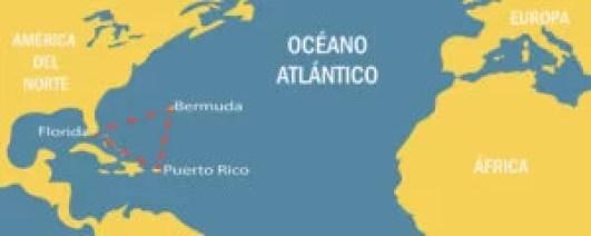 Cientistas dizem que descobriram o mistério do Triângulo das Bermudas