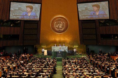 UN to Discuss Myanmar Representation this Week