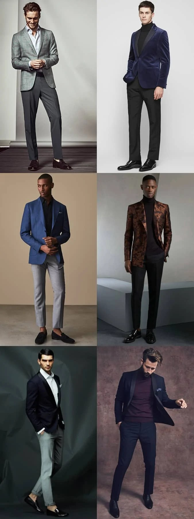 Men's Cocktail Attire Outfit Inspiration
