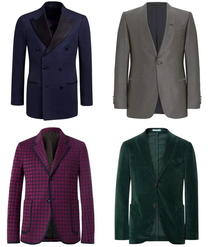 The Men's Cocktail Jackets
