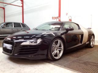 Protection de carosserie extérieur d'une R8 Audi
