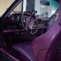 nettoyage cuir violet