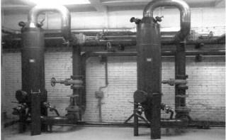 Грязевик ГИГ в системе водоподготовки