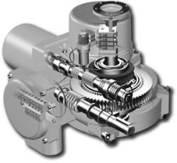 Однооборотные электроприводы ГЗ общепромышленное исполнение