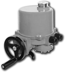 Четвертьоборотный электропривод ГЗ-ОФ(М)
