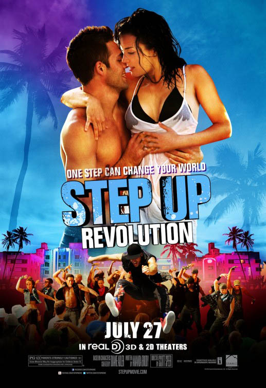 Cartel usa Step Up 4
