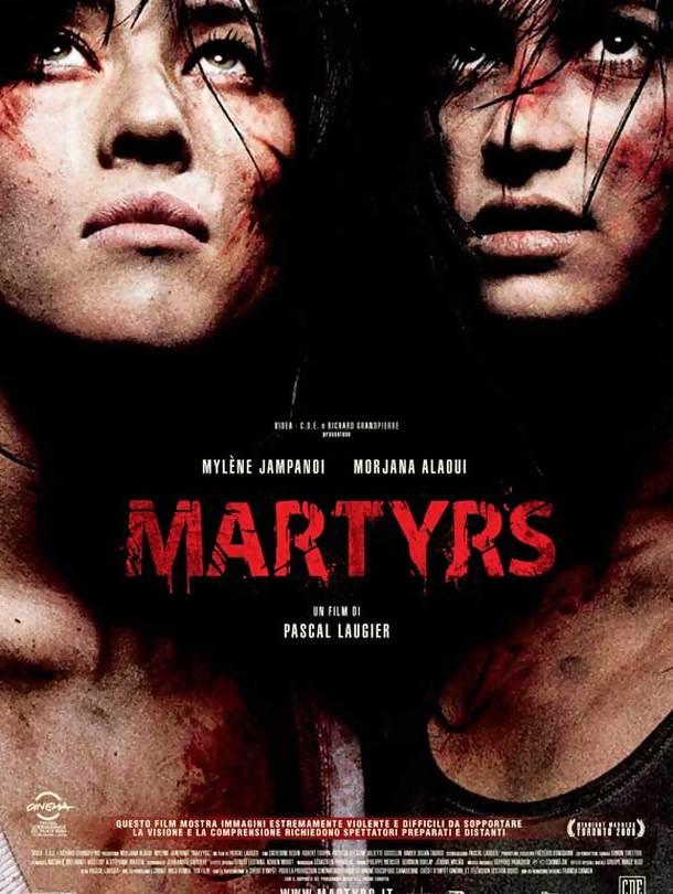 Poster do filme Martyrs