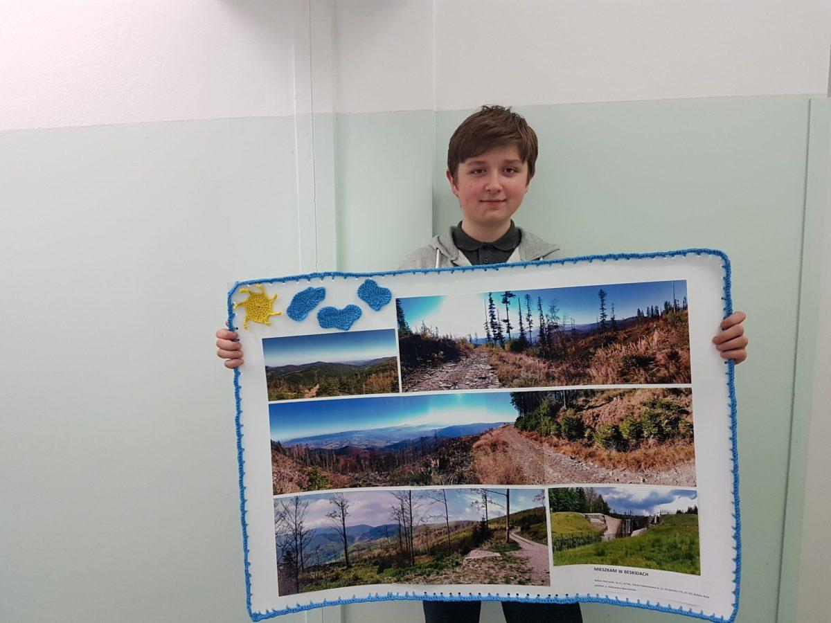 """Wyniki XXVI Międzynarodowego Konkursu Plastycznego """"Mieszkam w Beskidach"""""""
