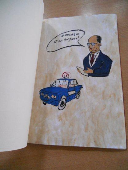 Tymoteusz Kosman, ilustracje Bartosz Wilczyński