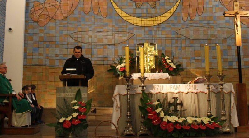 Dziękujemy za udział w Mszy Świętej z okazji stulecia
