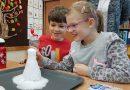 Wulkaniczne eksperymenty w klasie 1b