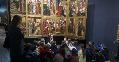 Wystawa o Bożym Narodzeniu w Muzeum Narodowym