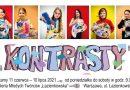 Kontrasty – wystawa prac uczniów