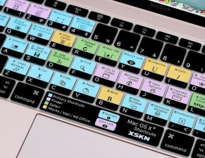 XSKN-Brand-for-Mac-OS-X-Shortcut-Design-Hot-Keys-Functional-Silicone-Keyboard-Cover-Skin-for