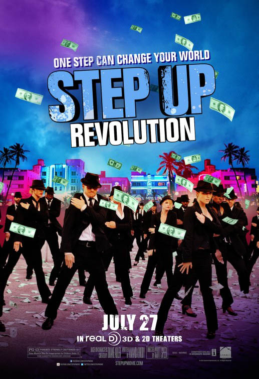 Cartel usa Step Up 4 3