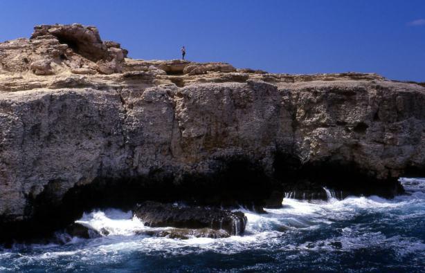 Cliff near Portinatx