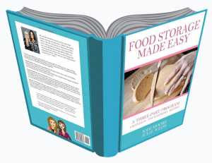food storage made easy book