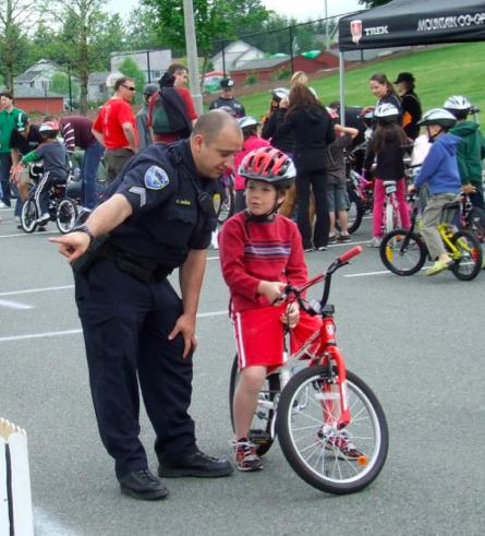 Nine Years Later, Tanner Jeans Bike Rodeo Still Teaching Kids Safety