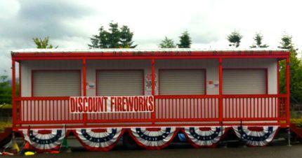 fireworksstant