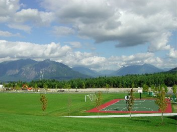 View from Snoqualmie Community Park