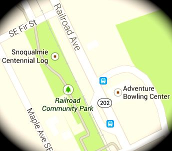 Photo:  Google map screenshot