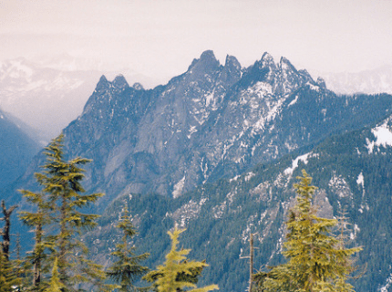 Mount Garfield. Pic: SummitPost.org
