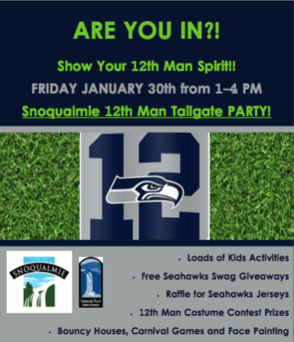 12th man tailgate