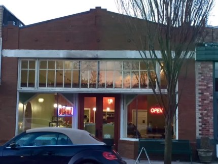 New Georgia's Bakery, open for business as of January 28, 2014.