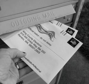 ballot mailbox