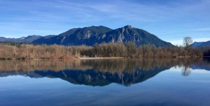 The popular Mount Si trail and the expansive views from the summit, draws thousands of hikers to the Snoqualmie Valley each year.