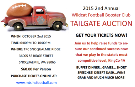 tailgate auction