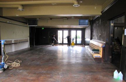 Boxley's space being renovated to become Brickyard Brewing. Photo: Facebook