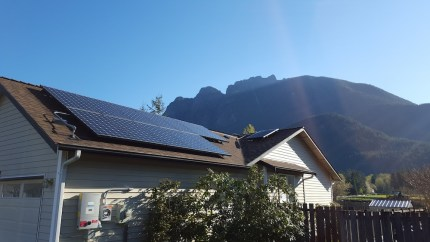 nw wind and solar