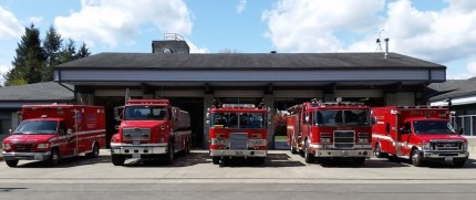 Fall City Fire Station