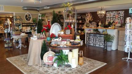 Corners Gift Shop interior
